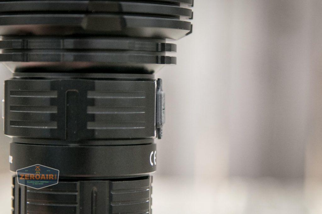 fenix lr40r charge port profile