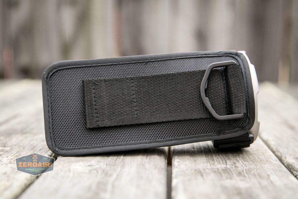 fenix lr40r in nylon pouch