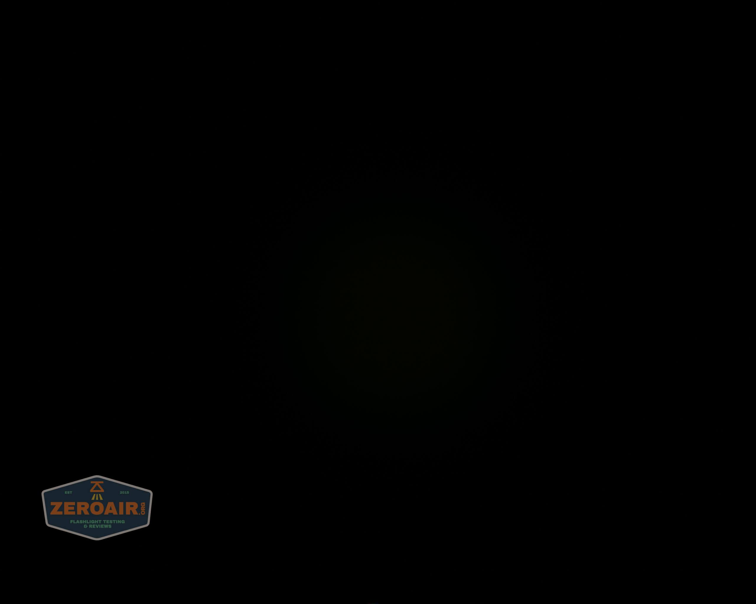 wurkkos fc11 flashlight beamshot ceiling 1