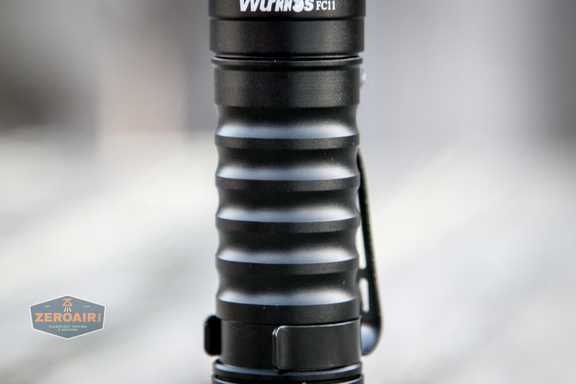 wurkkos fc11 flashlight body