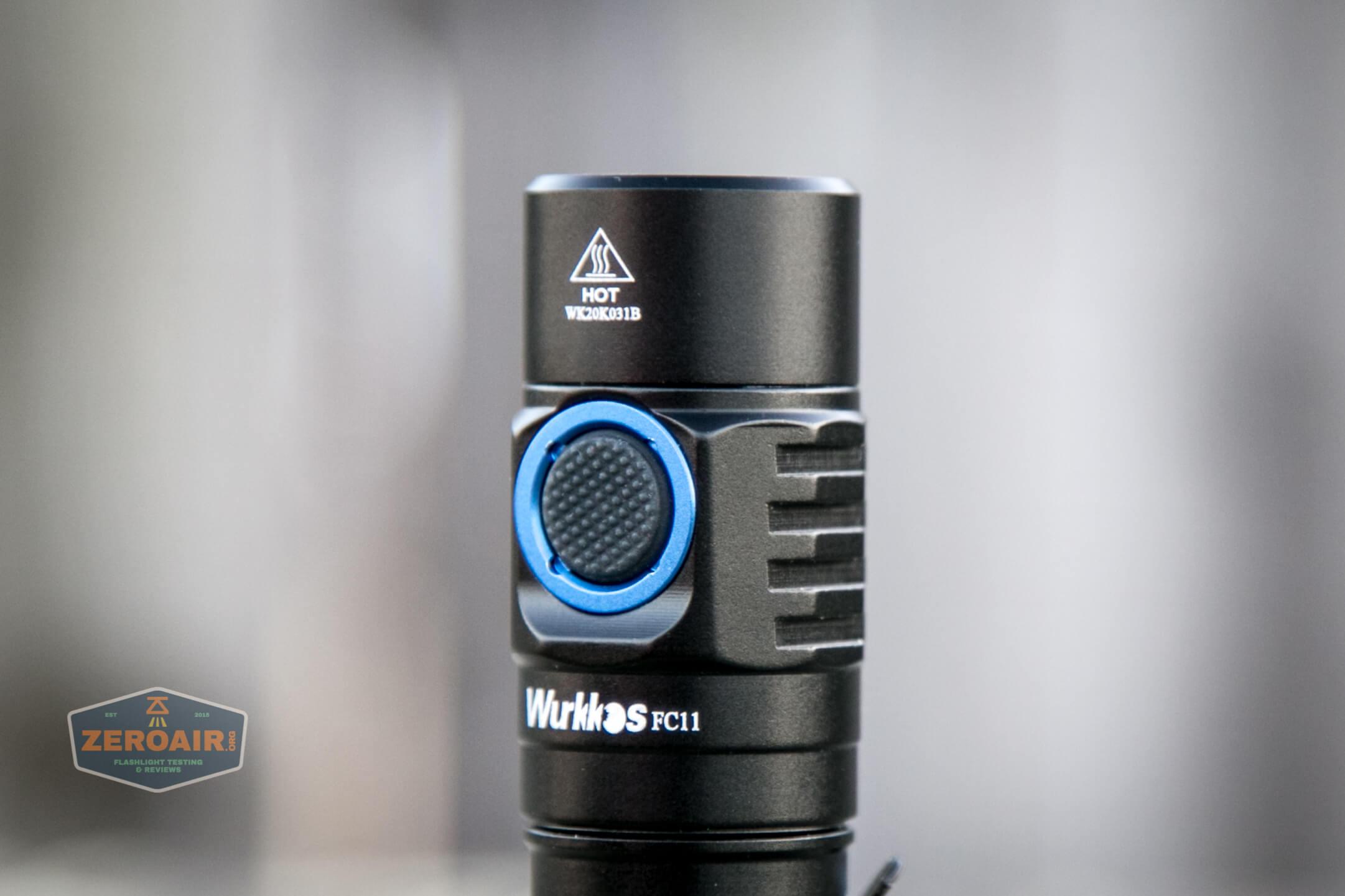 wurkkos fc11 flashlight switch profile