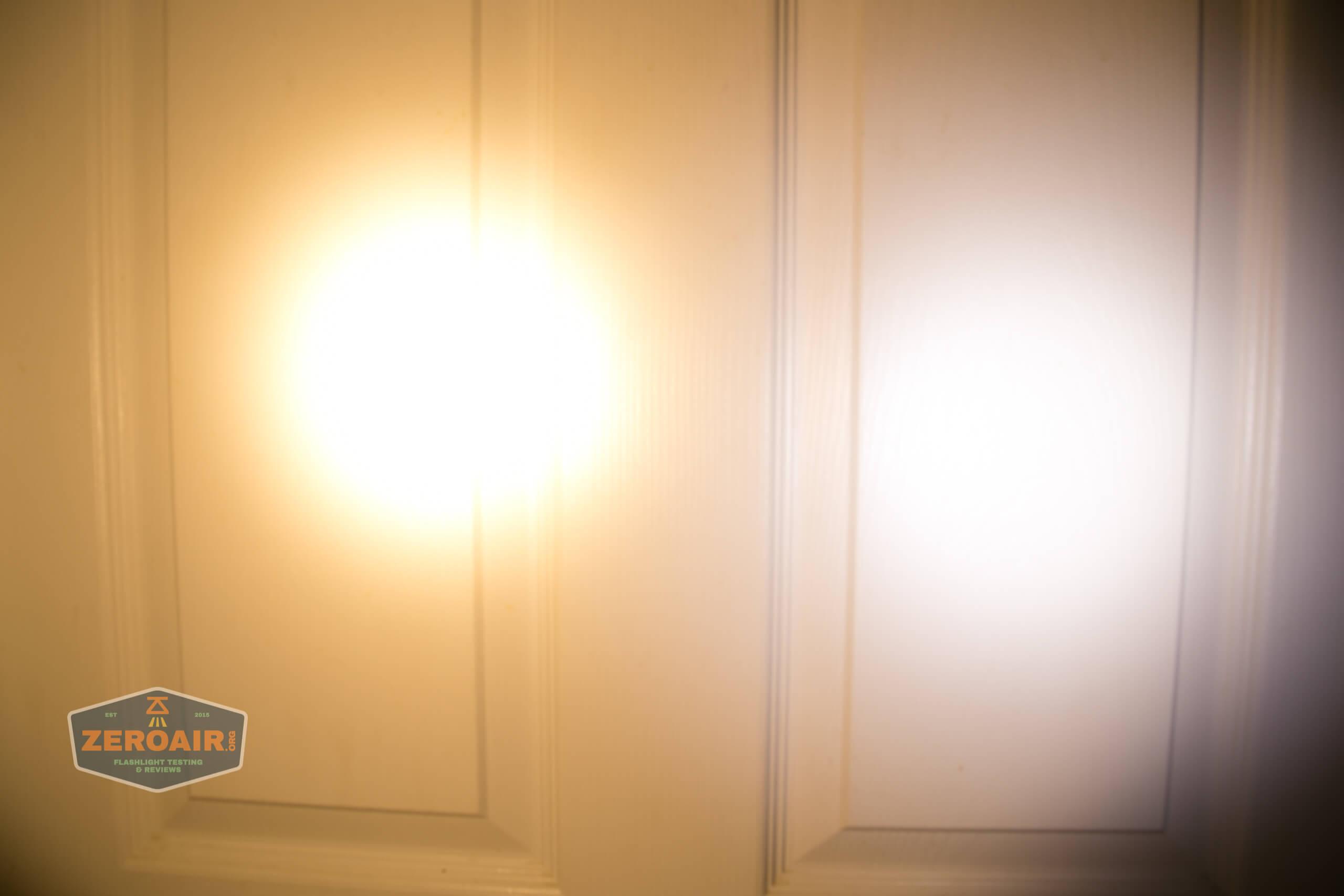 beamshot door