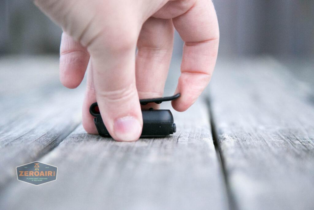 pocket clip springy