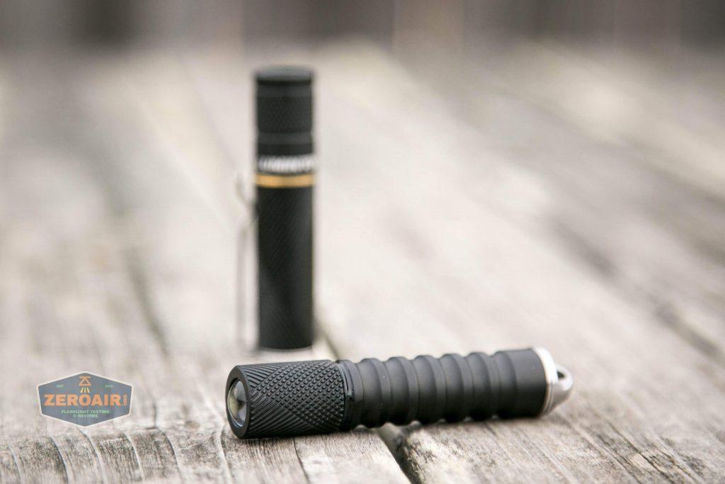Lumintop EDC02 Magnetic AAA flashlight with edc aaa