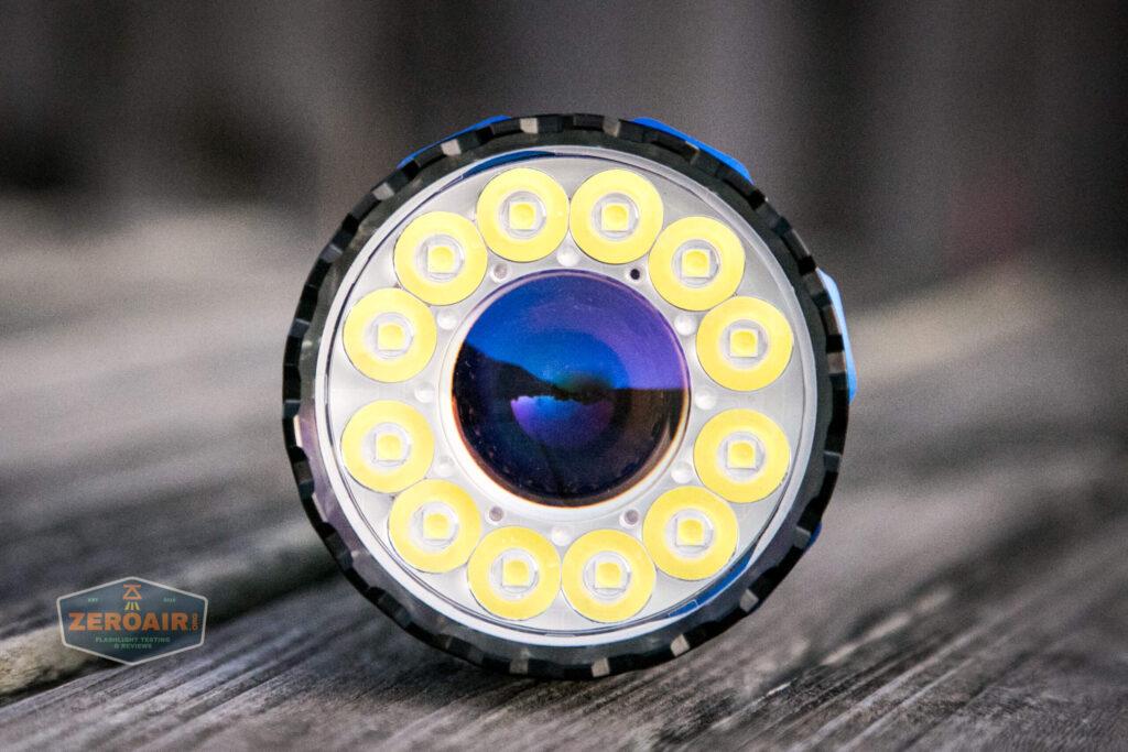 lenses for emitters