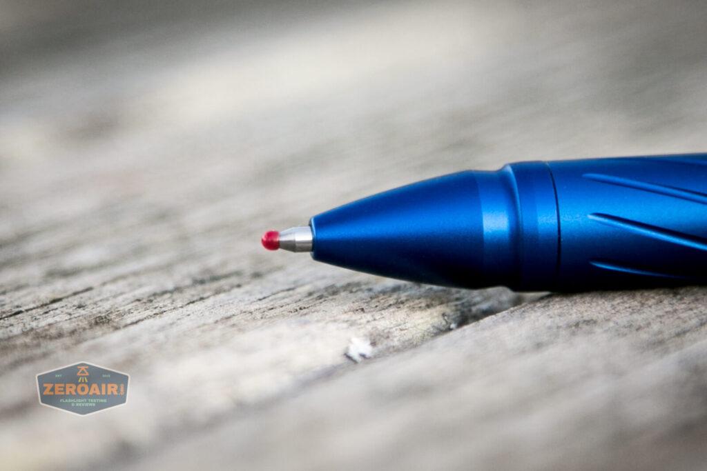 pen sealed