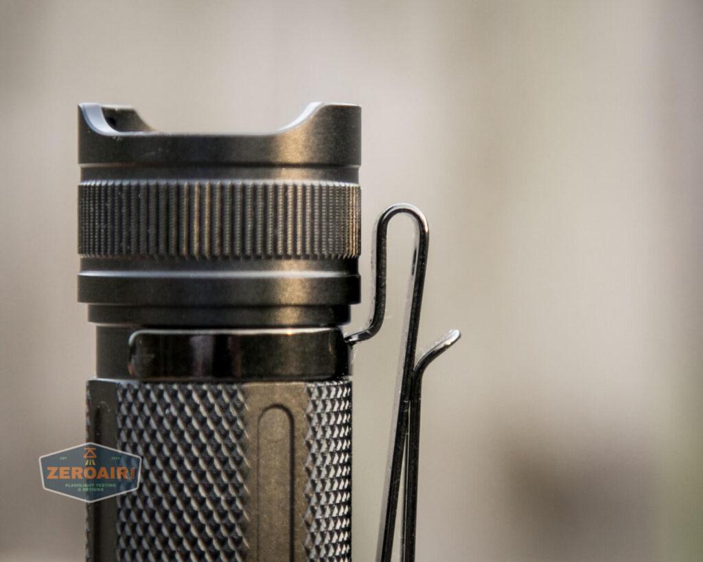 pocket clip shoulder