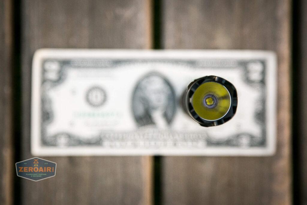 on two dollar bill