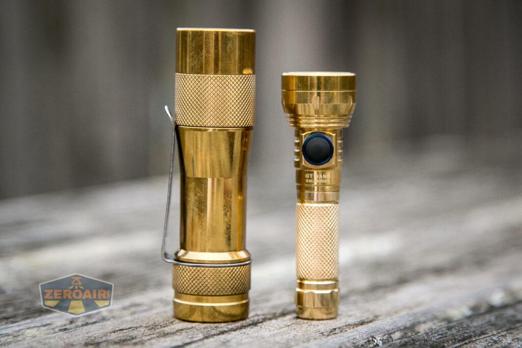 lumintop brass