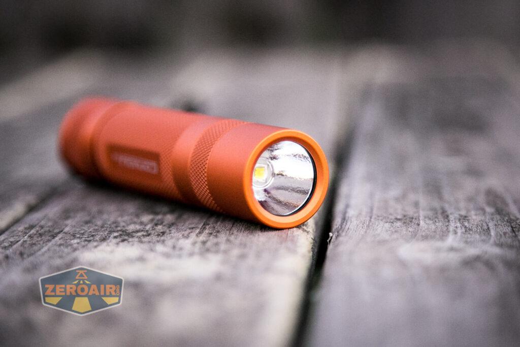 Convoy S21A 21700 Flashlight
