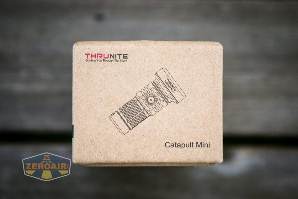 Thrunite Catapult Mini box