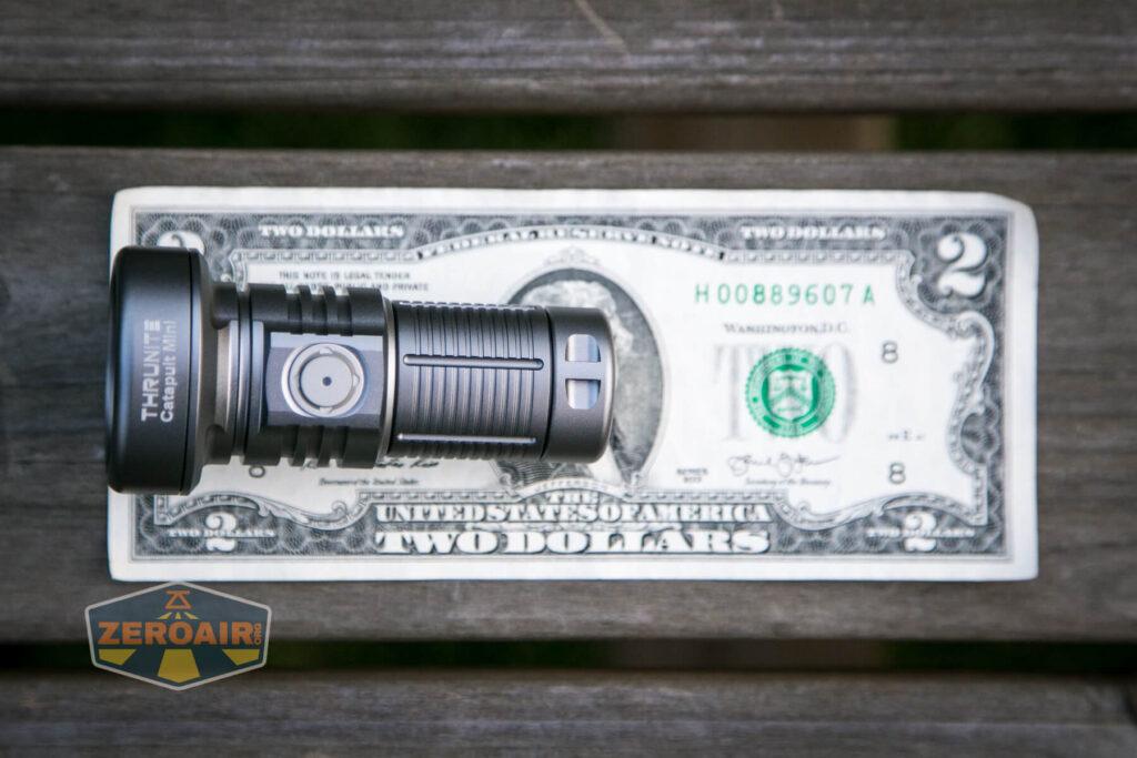 on two-dollar bill