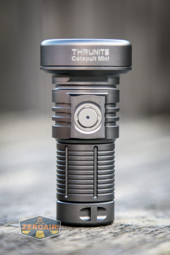 Thrunite Catapult Mini tailstanding showing all sides