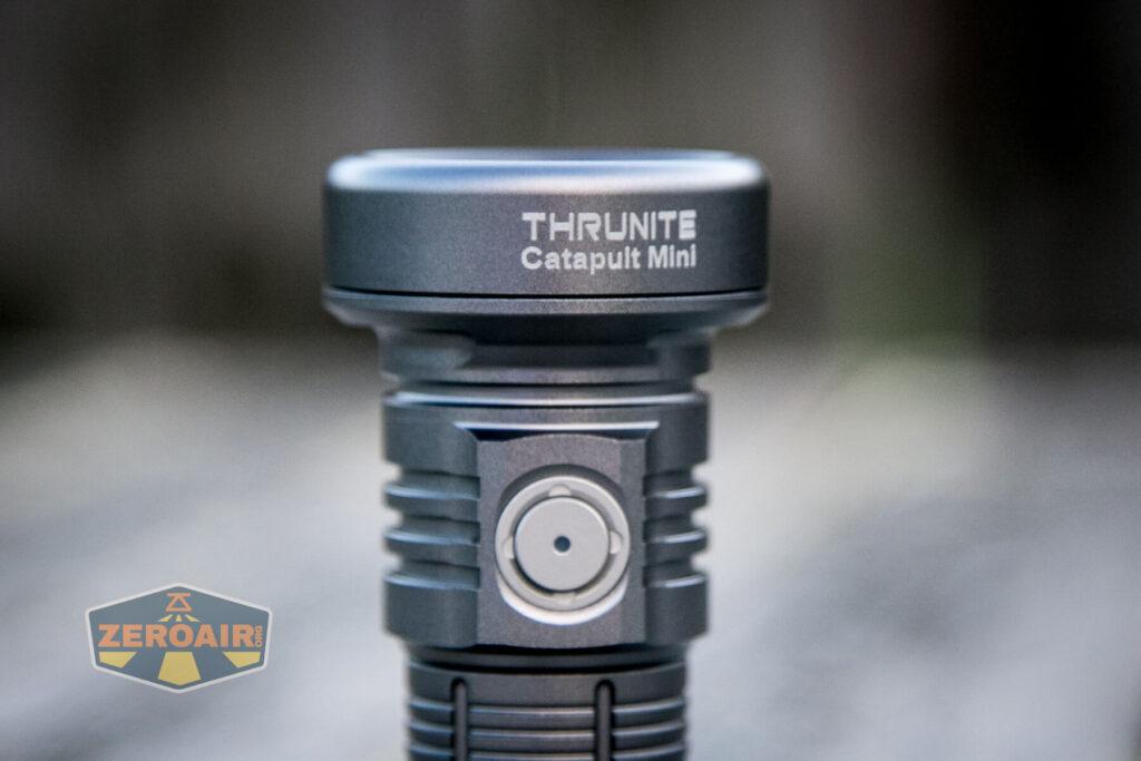 Thrunite Catapult Mini branding