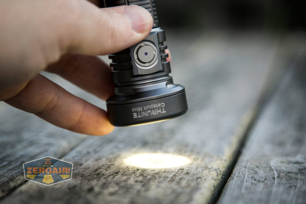 close beam profile