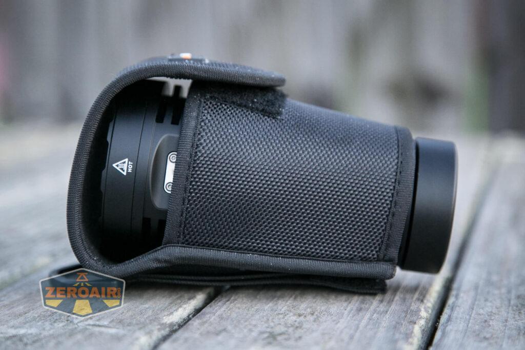 Acebeam X50 Searchlight nylon pouch
