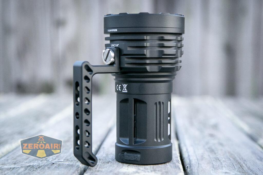 Acebeam X50 Searchlight tripod screw handle
