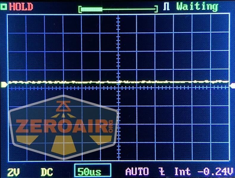 Acebeam X50 Searchlight pwm graph