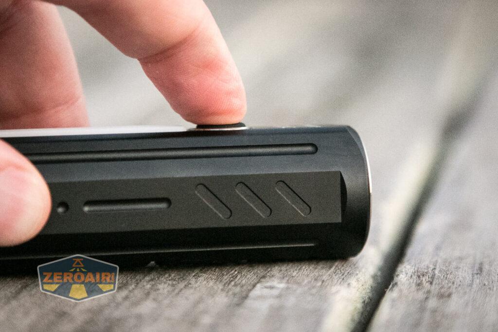 Lumintop E21C Flashlight e-switch actuation