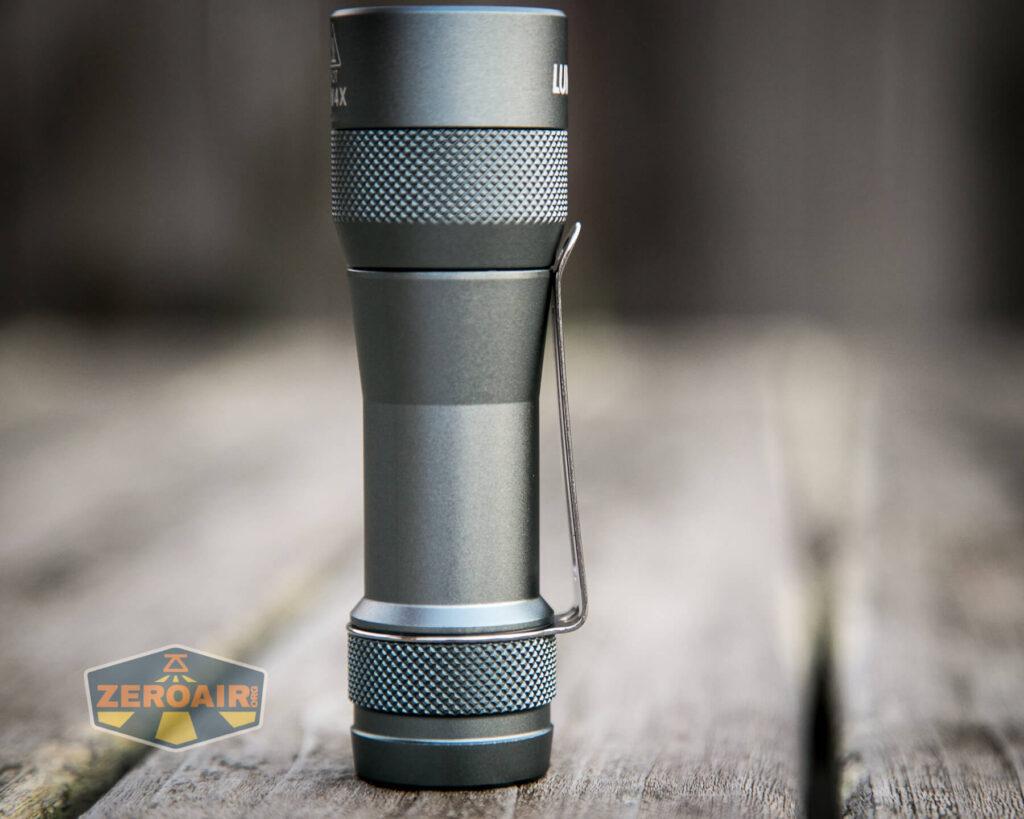 Lumintop FW4X Flashlight pocket clip