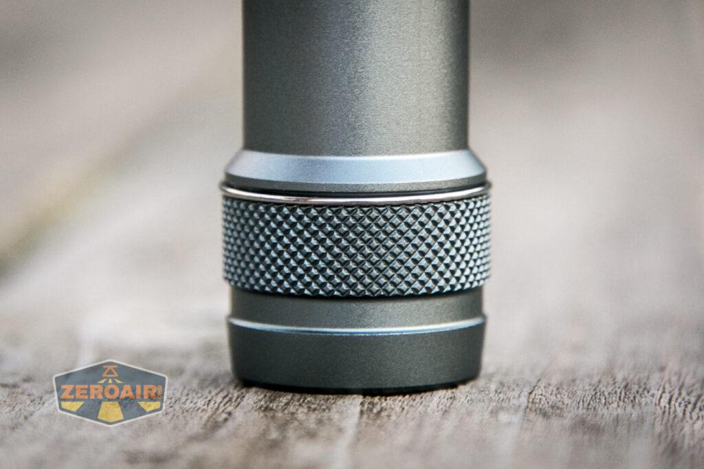 Lumintop FW4X Variable CCT Flashlight pocket clip