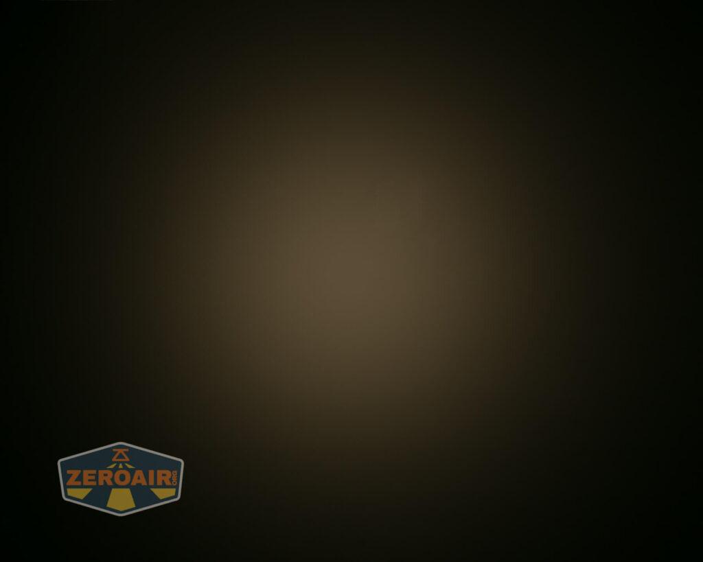 Lumintop FW4X Flashlight beamshots on ceiling