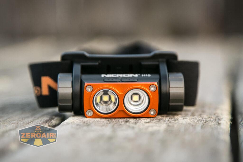 Nicron H15 Headlamp