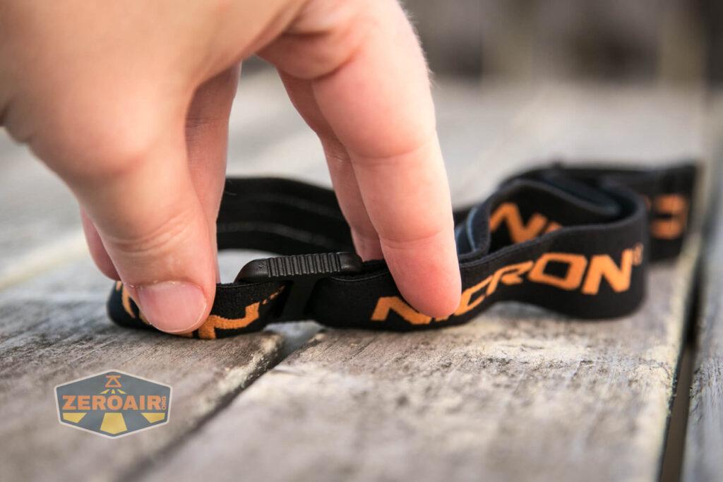 Nicron H15 Headlamp headband