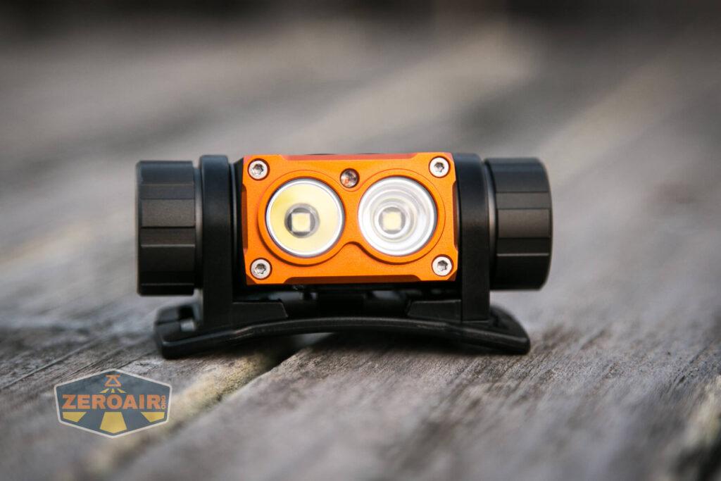 Nicron H25 Headlamp feature photo