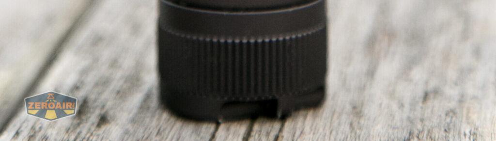 Noctigon K1 21700 Flashlight top down views