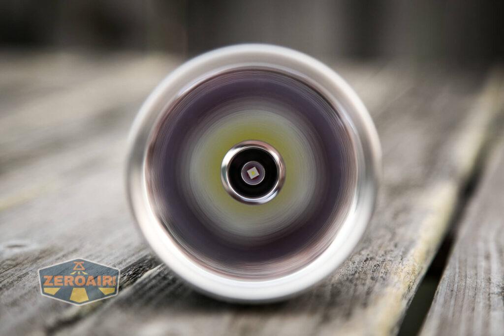 Noctigon K1 21700 Flashlight emitter