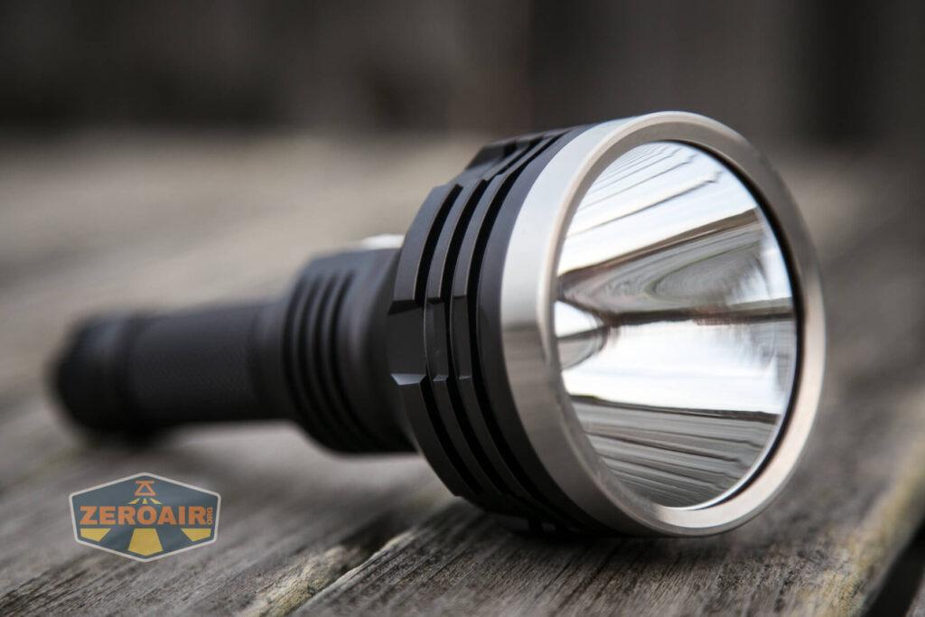 Noctigon K1 21700 Flashlight reflector