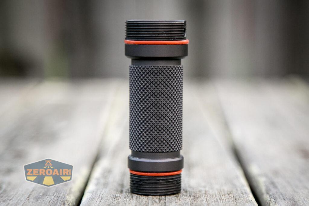 Noctigon K1 21700 Flashlight cell tube