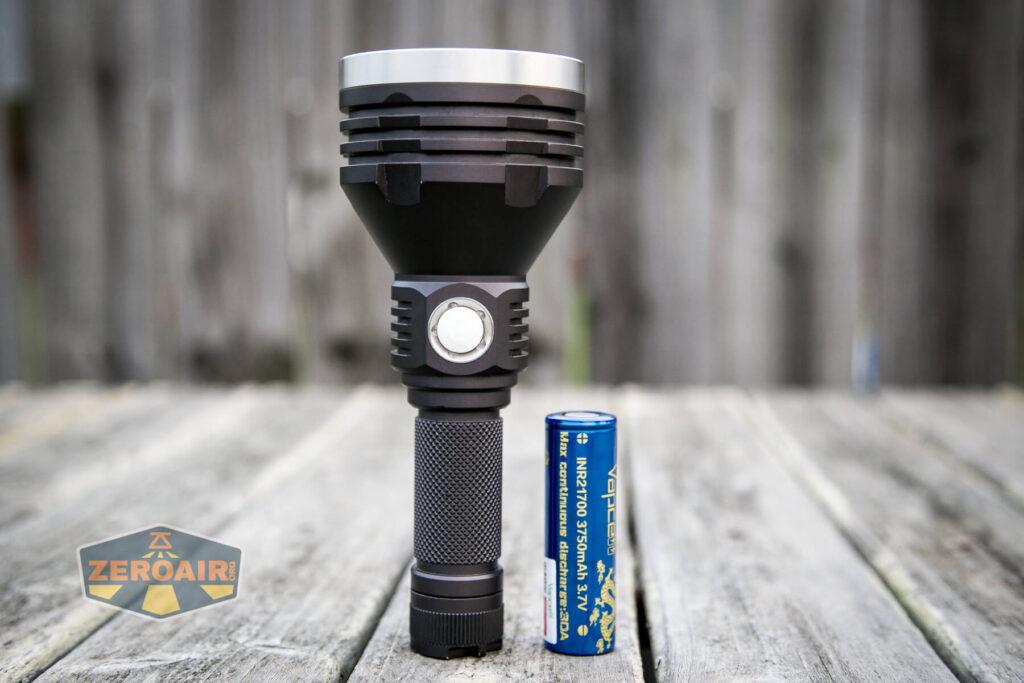 Noctigon K1 21700 Flashlight with 21700 cell
