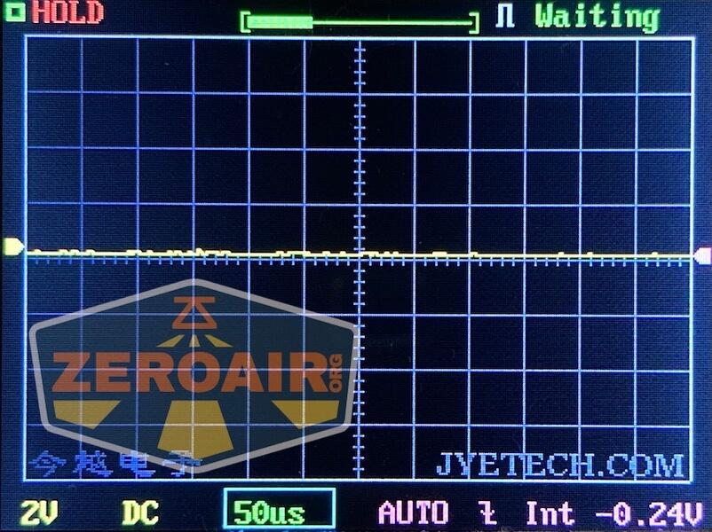 Olight Obulb MC Multi-Color pwm graph