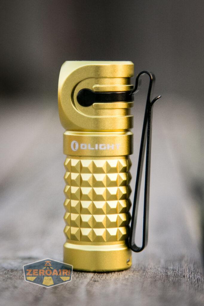 Olight Perun Mini Kit Headlight feature photos