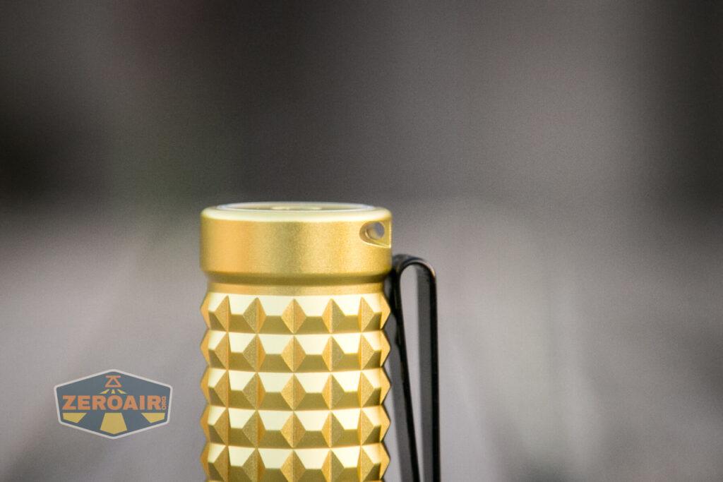Olight Perun Mini Kit Headlight lanyard
