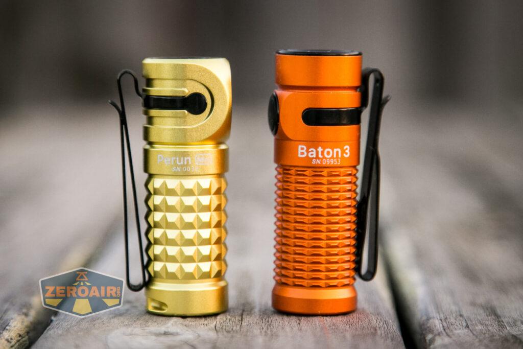 Olight Perun Mini Kit Headlight with baton 3