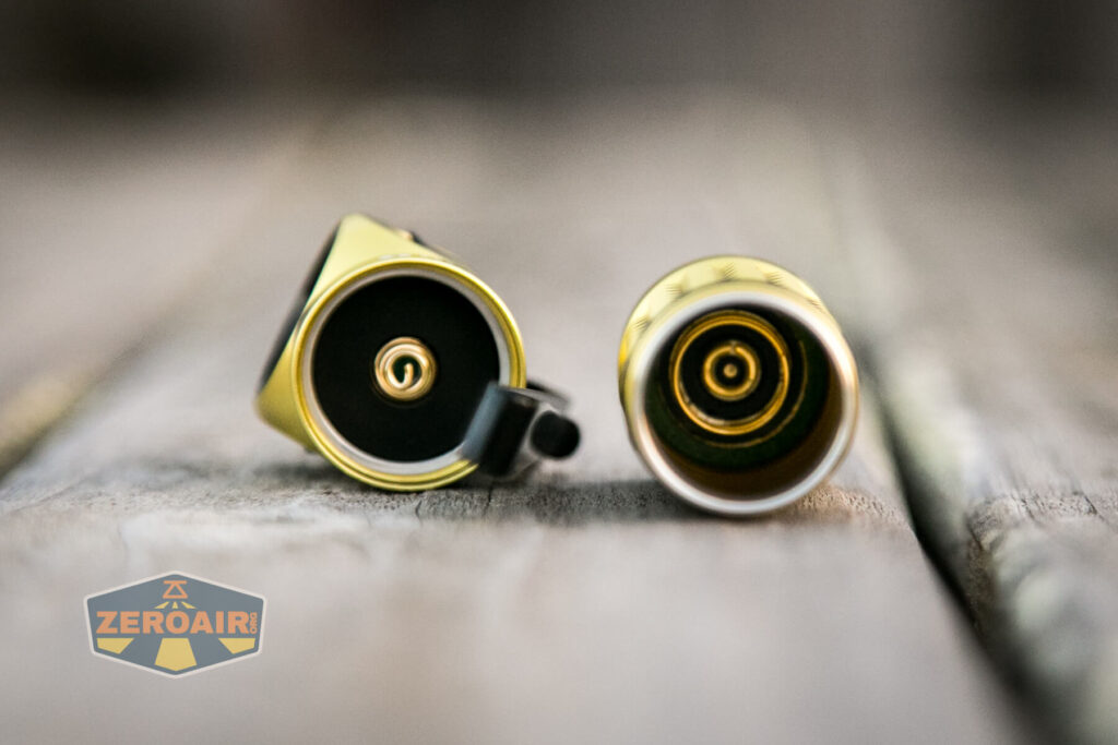 Olight Perun Mini Kit Headlight springs