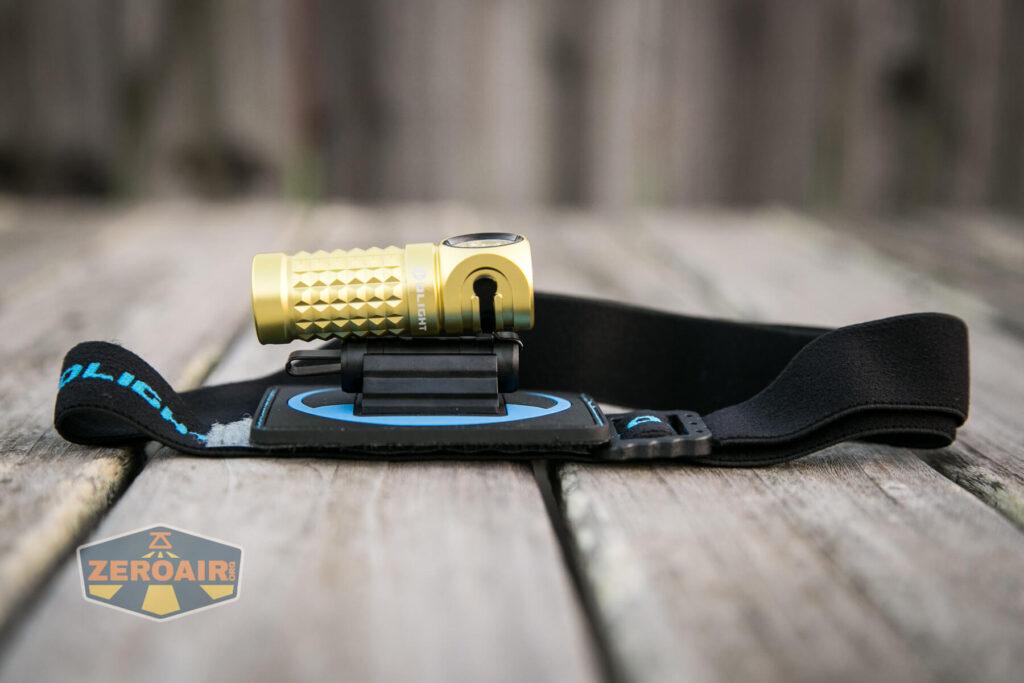 Olight Perun Mini Kit Headlight headband