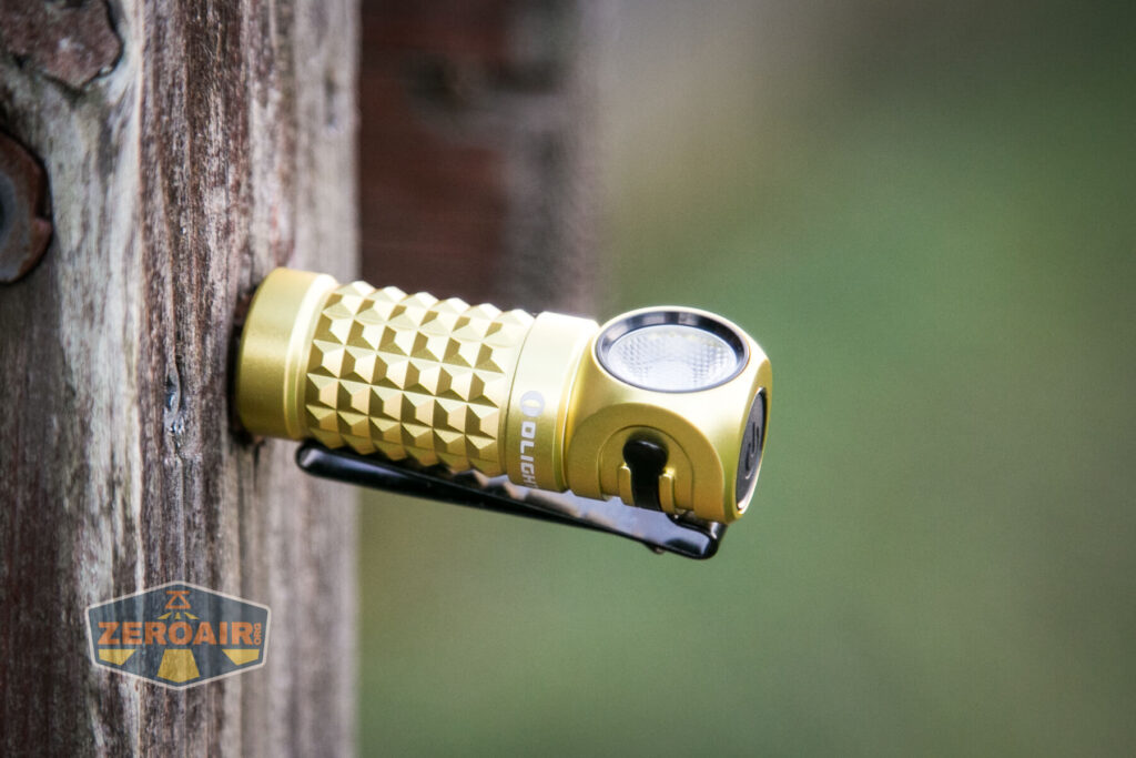 Olight Perun Mini Kit Headlight magnet