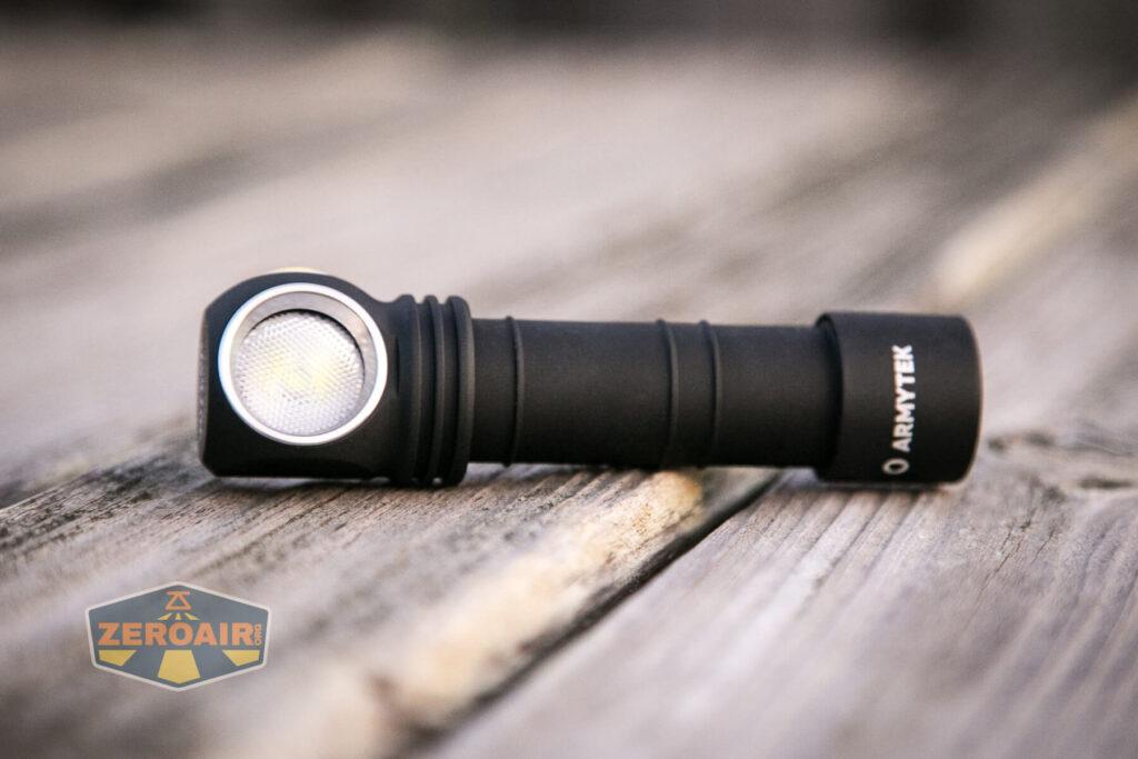 Armytek Wizard C2 WUV Headlamp