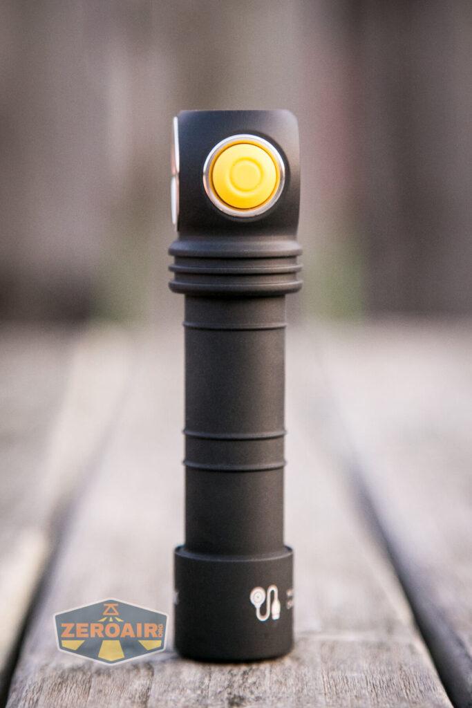 Armytek Wizard C2 WUV Headlamp feature photos all sides