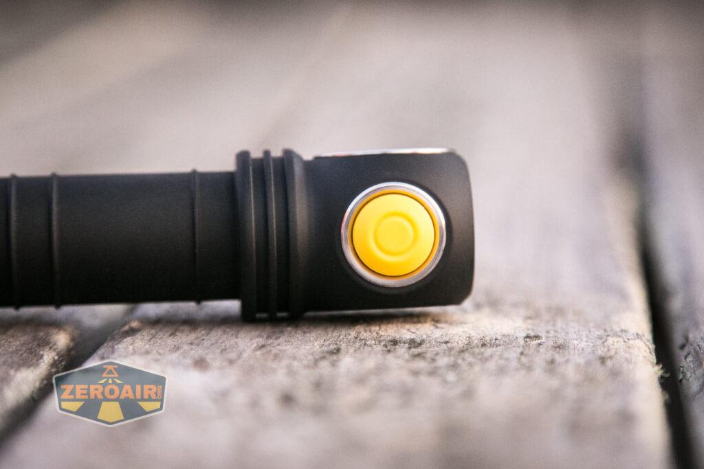 Armytek Wizard C2 WUV Headlamp e-switch