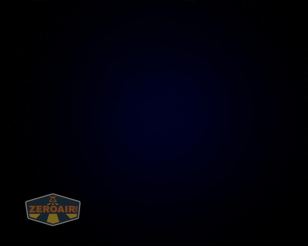 Armytek Wizard C2 WUV Headlamp beamshot on ceiling